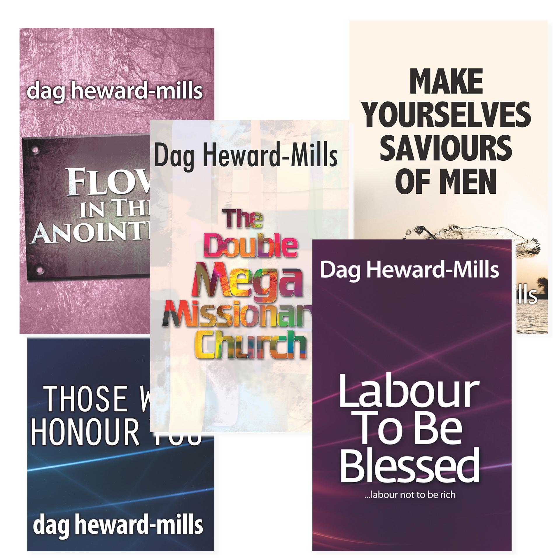 New releases Dag Heward-Mills