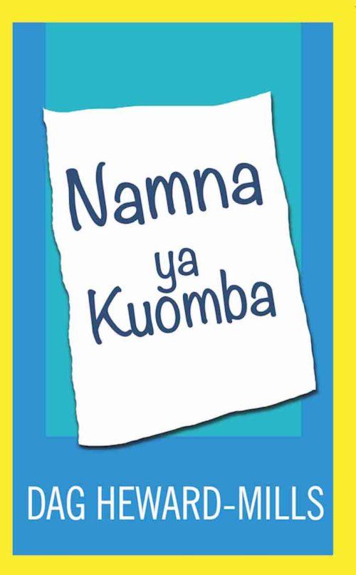 Namna ya Kuomba